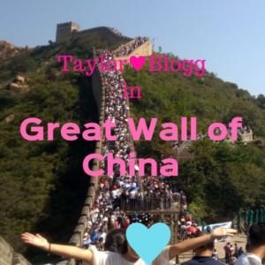 【中国世界遺産】格安&お手軽に自力で「万里の長城」へ行く方法!北京から列車で行ってみたよ