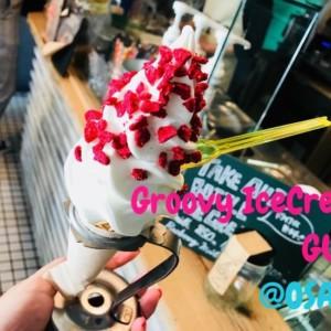 【大阪スイーツ】祝!東京上陸🍦大阪で話題のフォトジェニックなソフトクリーム専門店「GUFO♥」