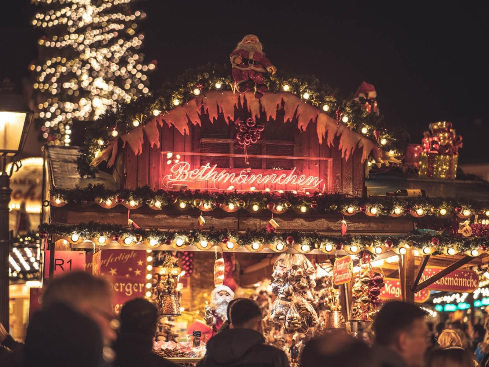 2020 クリスマス 横浜 マーケット